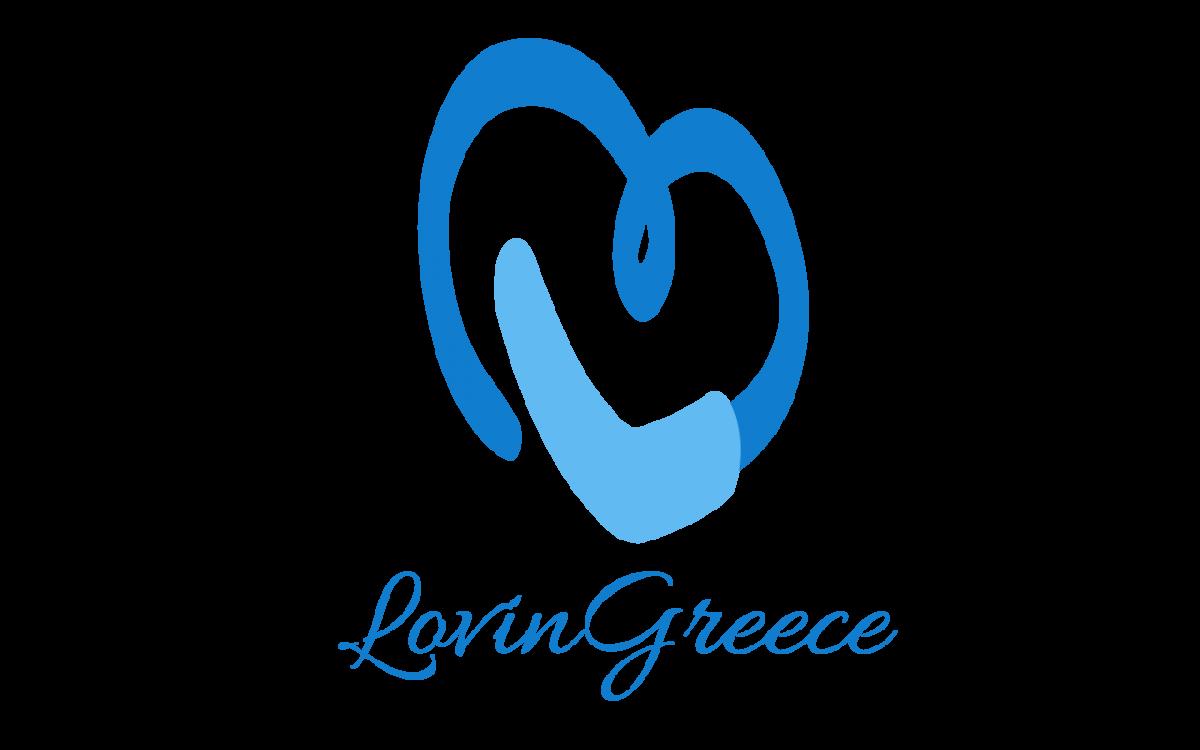 lovingreece.com nuovo logo