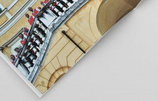 grafica clusone, web design clusone, libro, indesign, impaginazione, restauro, fotografia
