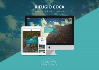 Nuovo sito internet rifugiococa.it