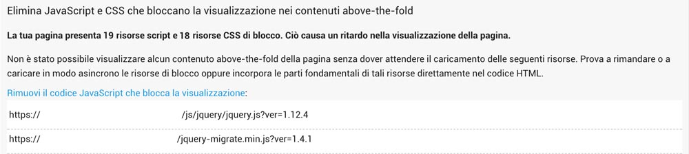 Above the fold optimization con Google Insight PageSpeed - Blog di grafica, webdesign, seo e divulgazione informatica