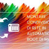 Condivisione di rete all'avvio di macOS: blog di grafica, webdesign & SEO